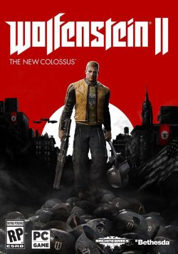 Wolfenstein II: The New Colossus za 36.92 zł w CDKeys